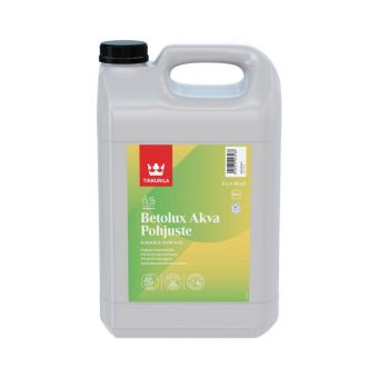 Betolux Akva Primer | Tikkurila | Buy Paint Online| 006 6300 0050|006 6300 0050_1_betolux_akva_pohjuste_5_l.jpg