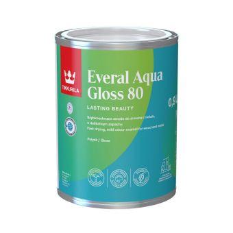 Everal Aqua Gloss [80] | Tikkurila | Buy Paint Online| C953 9051 10|C953 9051 10_1_Tikkurila Everal Aqua Gloss 80 0,9L.jpg
