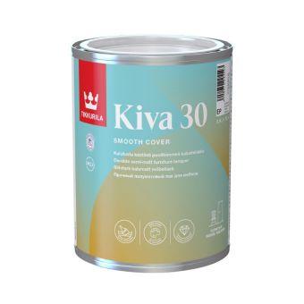 Kiva 30 - Semi-Matt Furniture Lacquer | Tikkurila | Buy Paint Online| 855 6404 0130|Tikkurila_Kiva_30_Furniture_Laquer_0,9L.jpg
