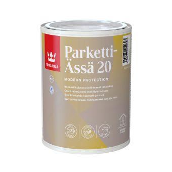 Parketti-Ässä 20 Floor Lacquer | Tikkurila | Buy Paint Online| 005 3914 0060|005 3914 0060_1_Parketti_assa_20_1L_1.jpg