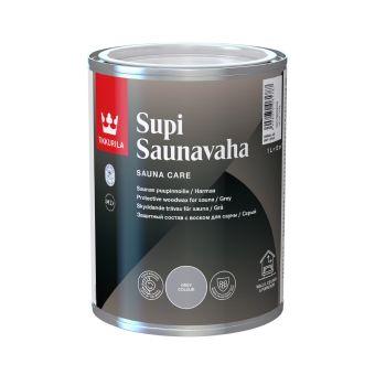 Supi Sauna Wax - Black | Tikkurila | Buy Paint Online| 001 7061 0010|001 7061 0010_1_tikkurila_supi saunavaha_musta_1L_6408070051900.jpg