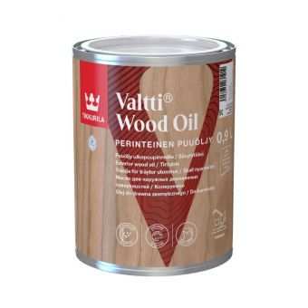 Valtti Wood Oil | Tikkurila | Buy Paint Online | 257 0070 0110